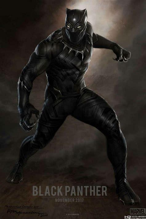 Poster de la Película: Pantera Negra