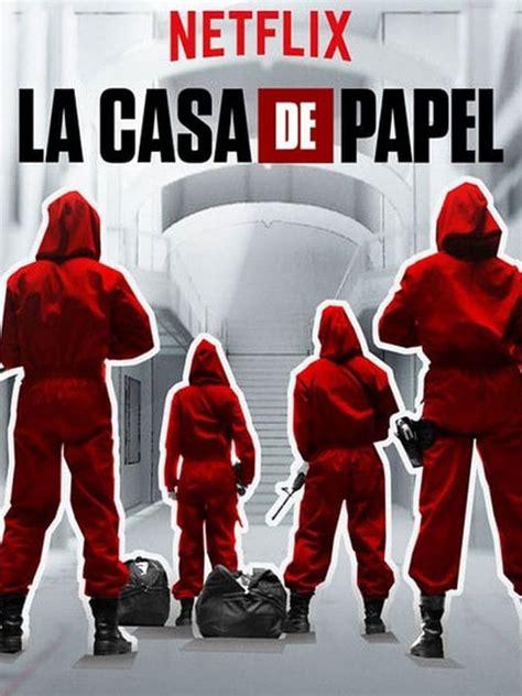 Poster La Casa de Papel   Saison 1   Affiche 26 sur 40 ...