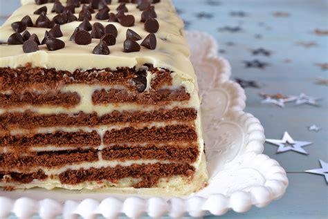 Postre Chocolinas y chocolate blanco / Recetas dulces ...