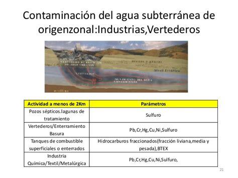 Potabilidad del agua en Uruguay:situación actual y ...