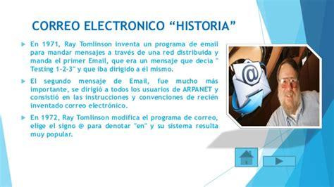 Power point trabajo informatica correo electronico