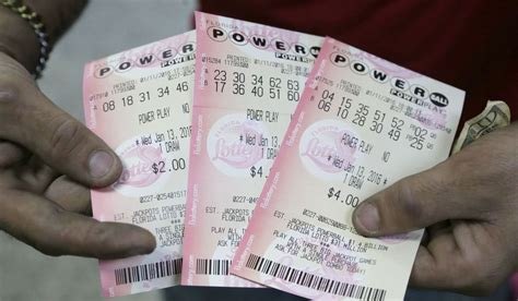 Powerball continued to build into big jackpot territory ...