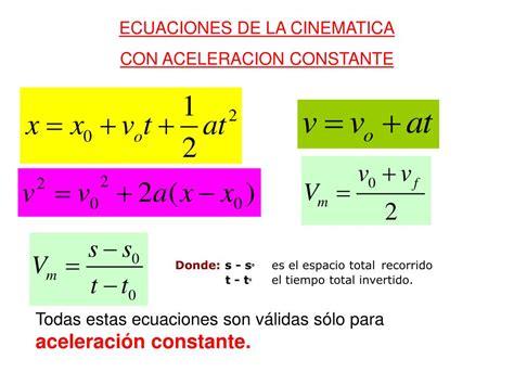 PPT   ACELERACION PowerPoint Presentation, free download ...