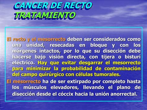 PPT   CANCER DE RECTO PowerPoint Presentation, free ...