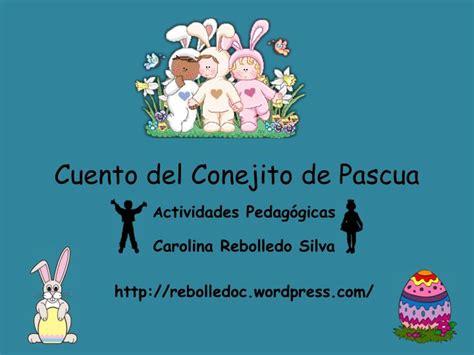PPT   Cuento del Conejito de Pascua PowerPoint ...