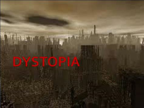PPT   DYSTOPIA PowerPoint Presentation   ID:2229075