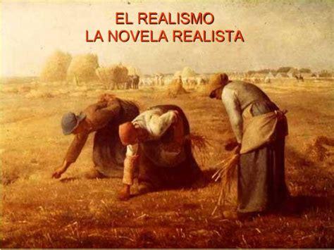 PPT   EL REALISMO LA NOVELA REALISTA PowerPoint ...