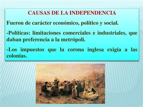 PPT   INDEPENDENCIA DE ESTADOS UNIDOS PowerPoint ...