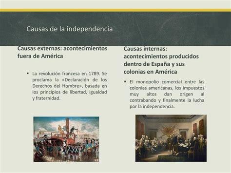 PPT   La Colonia y la Independencia de América PowerPoint ...
