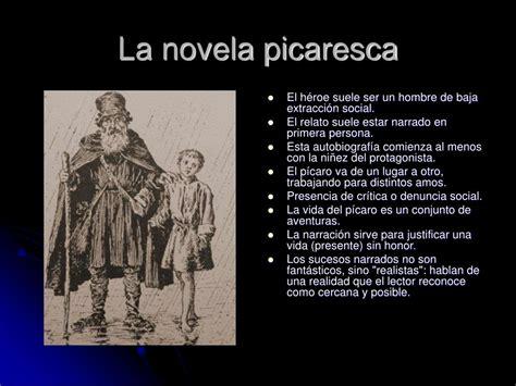 PPT   La novela picaresca PowerPoint Presentation, free ...