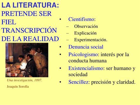 PPT   La novela realista y naturalista del siglo XIX ...