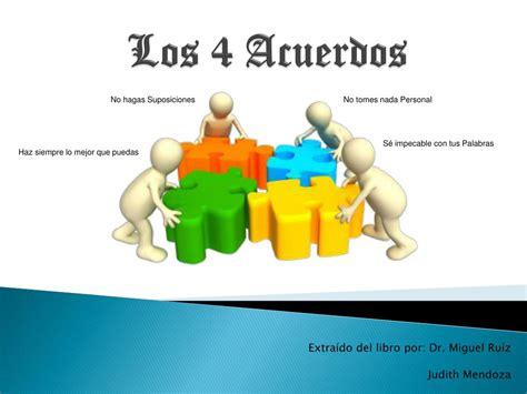 PPT   Los 4 Acuerdos PowerPoint Presentation, free ...