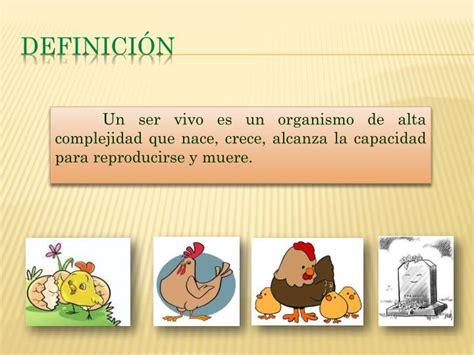 PPT   Los Seres Vivos PowerPoint Presentation   ID:2127979
