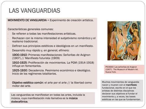PPT   NOVECENTISMO Y VANGUARDIAS PowerPoint Presentation ...