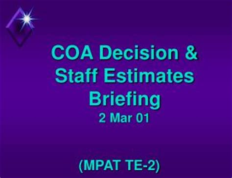 PPT   Press Kit IX: Commander's Inspection Report  CCIR ...