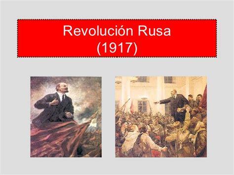 Ppt revolucion rusa