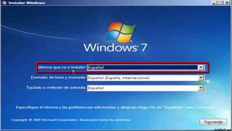 Práctica: Instalar Windows 7 en tu equipo   Windows 7 ...