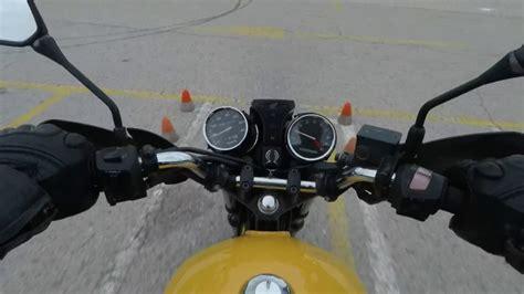 Prácticas maniobras o circuito examen a2 moto parte 4 ...