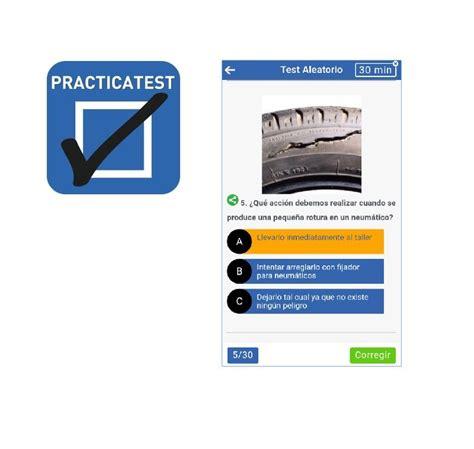 Practicatest: la app para hacer tests para el carnet de ...