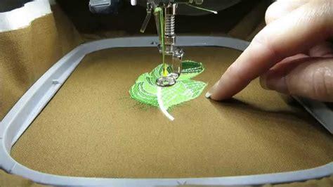 Pre cut Applique Technique for Embroidery Machines ...