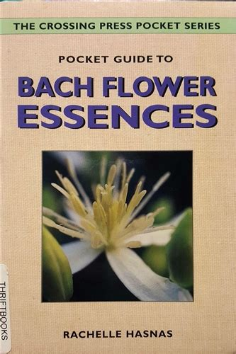 Pre Read: Pocket Guide to Bach Flower Essences By ...