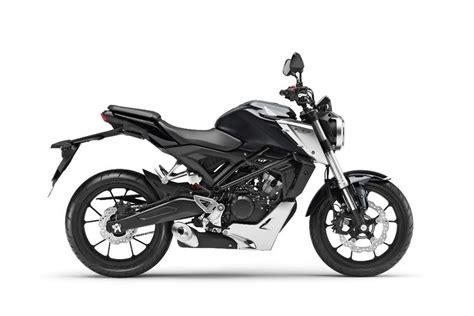 Precio y ficha técnica de la moto Honda CB125R 2018 ...