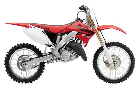 Precio y ficha técnica de la moto Honda CR125R ED 2005 ...