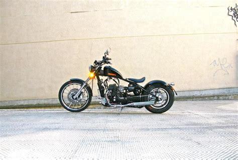 Precio y ficha técnica de la moto Leonart Bobber 125 2010 ...