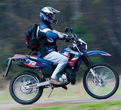 Precio y ficha técnica de la moto Yamaha DT125R MX Everts ...