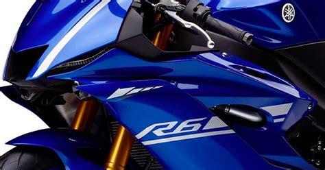 Precio Yamaha YZF R6 2017: ya es oficial