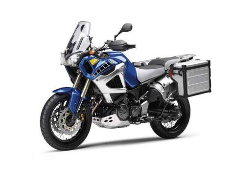 Precios de venta de las Yamaha FZ 8 y Super Ténéré