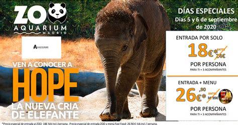 Precios especiales para el Zoo de Madrid si eres de Alcalá ...