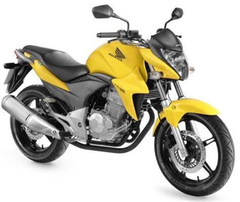 preco motos honda 2021