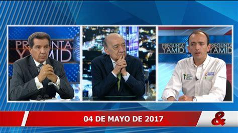 Pregunta Yamid: José Félix Lafaurie / Miguel Samper   YouTube