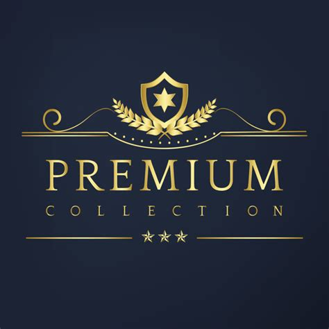 Premium collection badge design vector   Free Vector