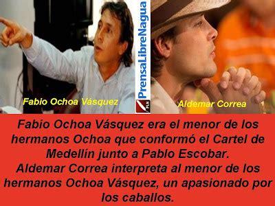 Prensa Libre Nagua: ¿Quién es quién en 'Escobar el patrón ...