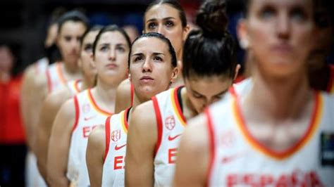 Preolímpico baloncesto femenino: España   Gran Bretaña ...