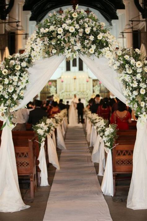 Prepara bien tu boda por la iglesia con estos sencillos ...
