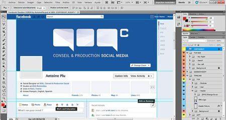 Prepara y diseña tu Timeline de Facebook con una plantilla ...