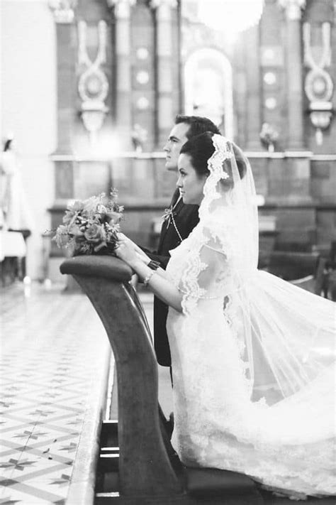 Preparativos para boda por la Iglesia