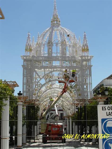 Preparativos para el Traslado en Almonte | Rocio.com