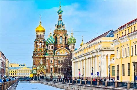 Preparativos para viajar a Moscú y San Petersburgo