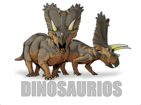 Presentación de dinosaurios para niños. | más manuti
