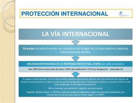 Presentación de Patricia García Escudero  OEPM  Jornada ...