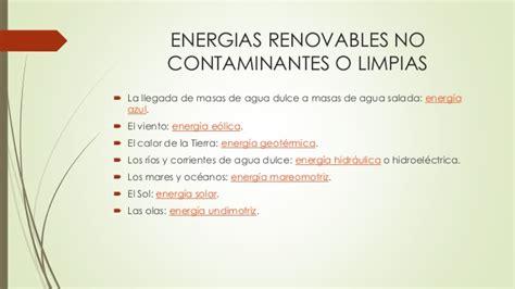 Presentacion energias renovables