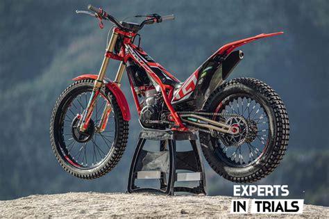 Presentación GasGas TXT GP 2022 trial | Motos trial 2022