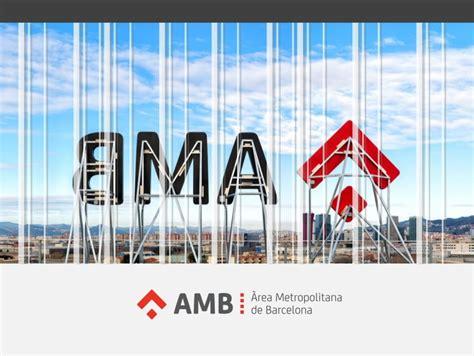 Presentación Ramón Torrá   Área Metropolitana de Barcelona