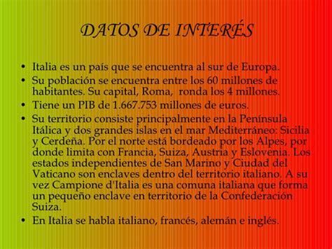 Presentacion sobre Italia de Maite Y Sara