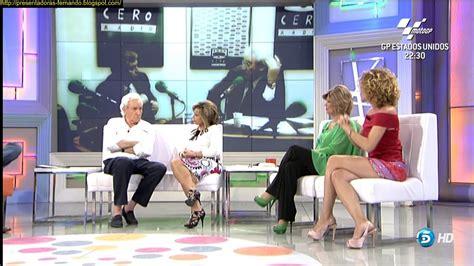 Presentadoras Fernando: Cristina Fernandez y Mar Vega Que ...
