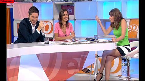 presentadoras guapas: Sandra Daviu, Espejo Publico Verano ...